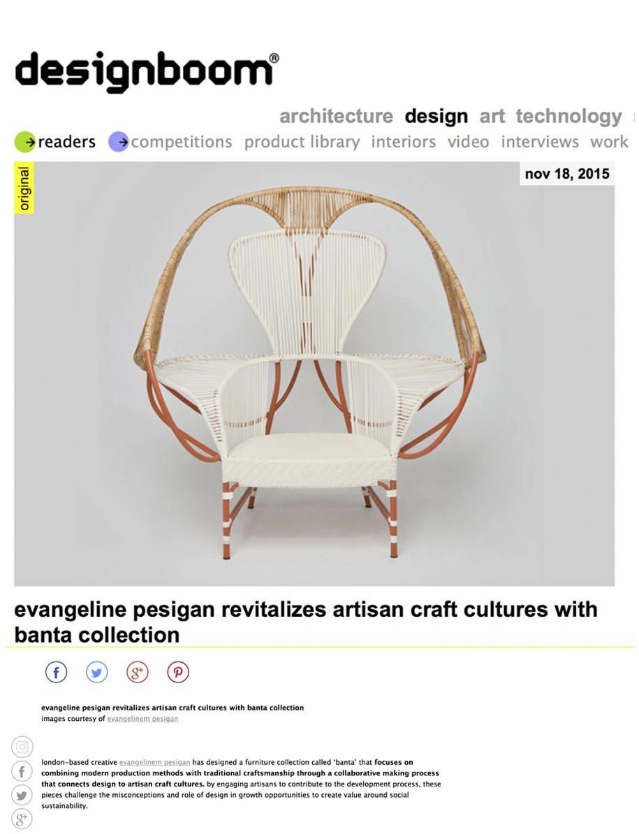 Designboom by Julia Neira