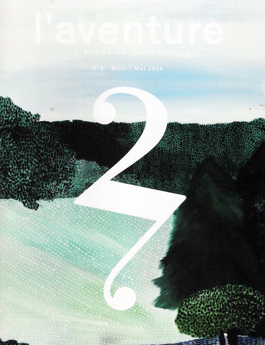 L'Aventure Magazine | Atelier 27 Paris