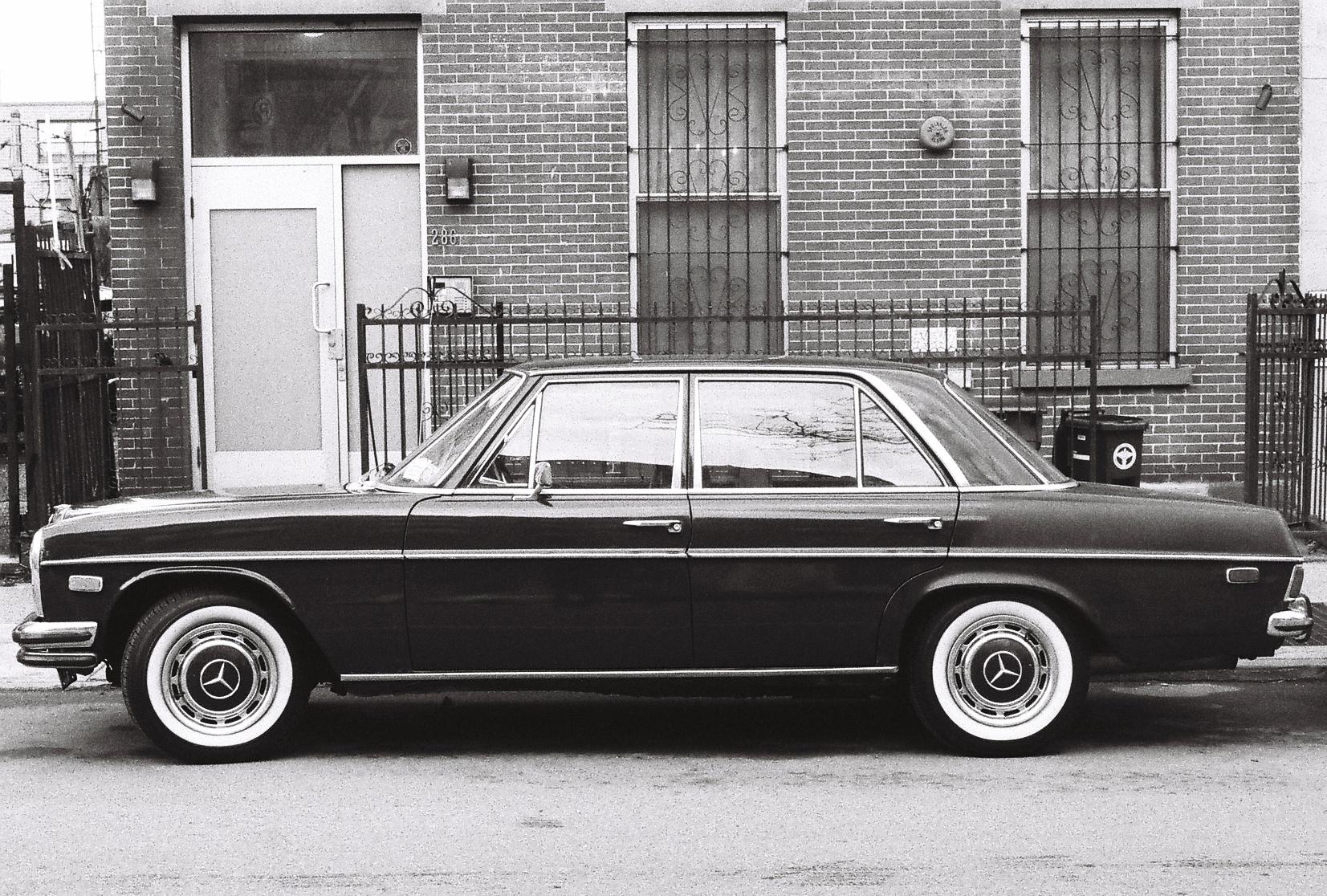 Classic Mercedes.