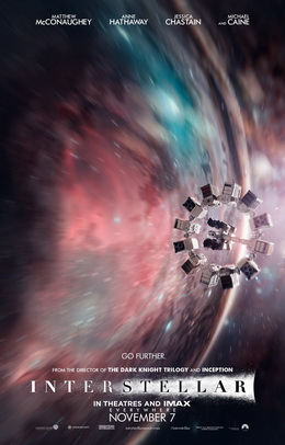 Could black holes really be attractors for intelligence, like in the movie Interstellar?