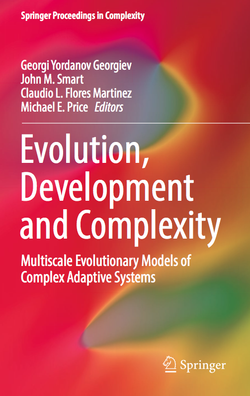 Can ethics be informed by theoretical computer science? This is what we argued with Prof. Delahaye in the second major volume about the Evo Devo Universe project.