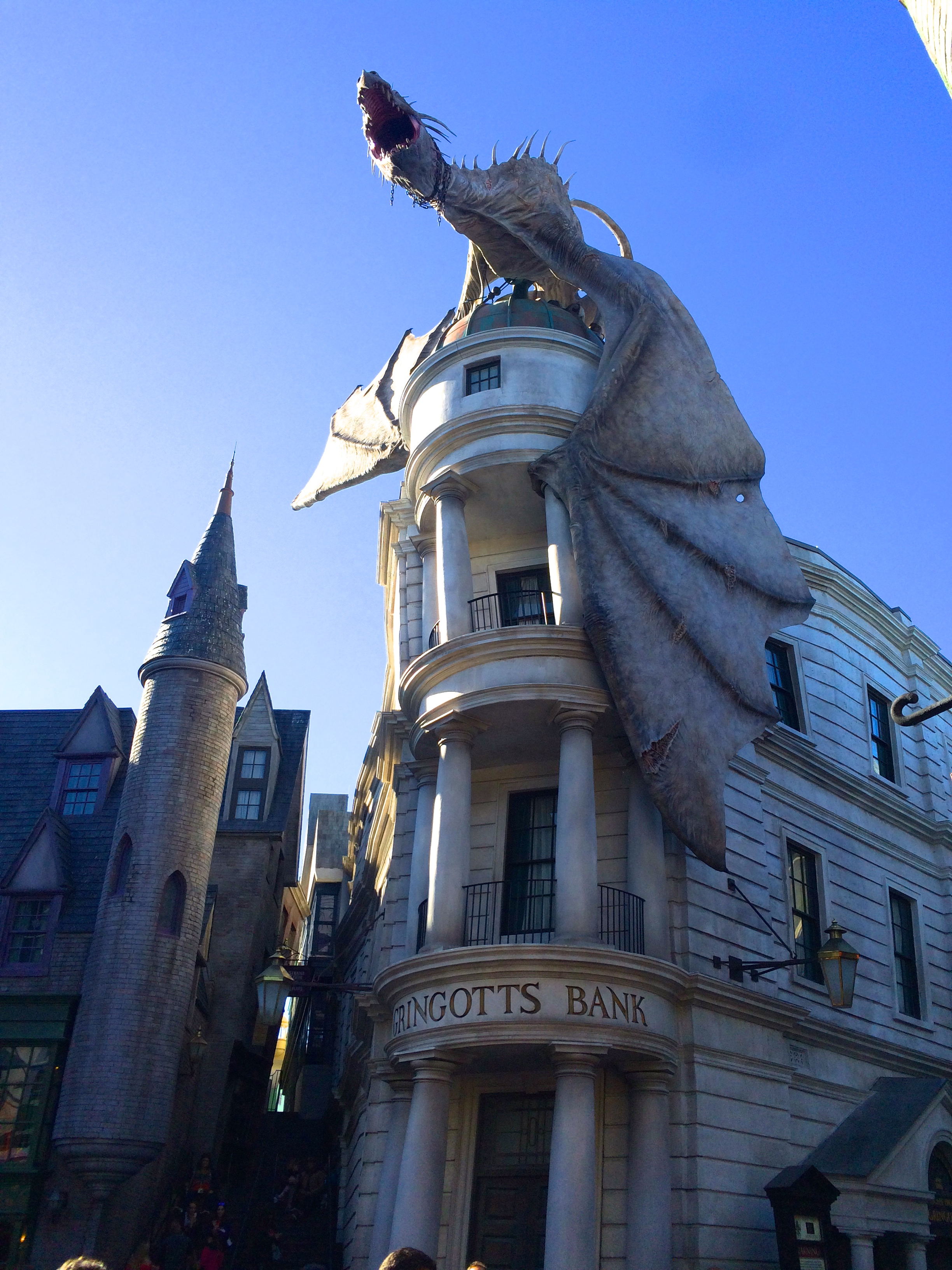 Dragon Gringotts