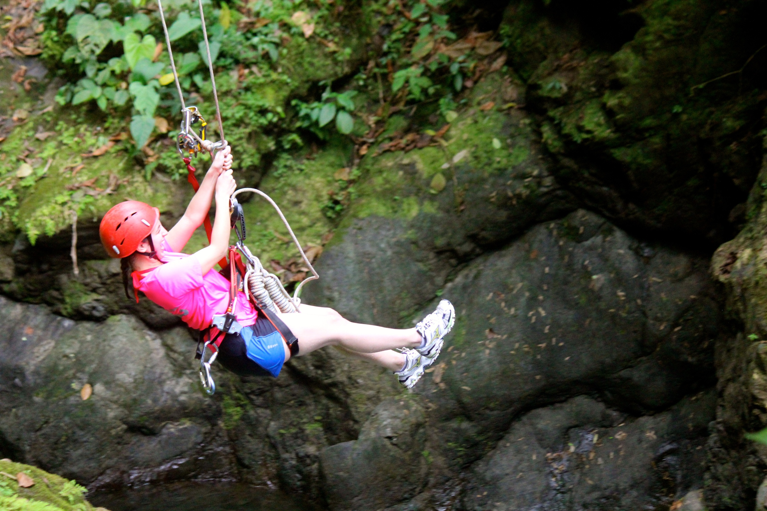 adventure tour in costa rica
