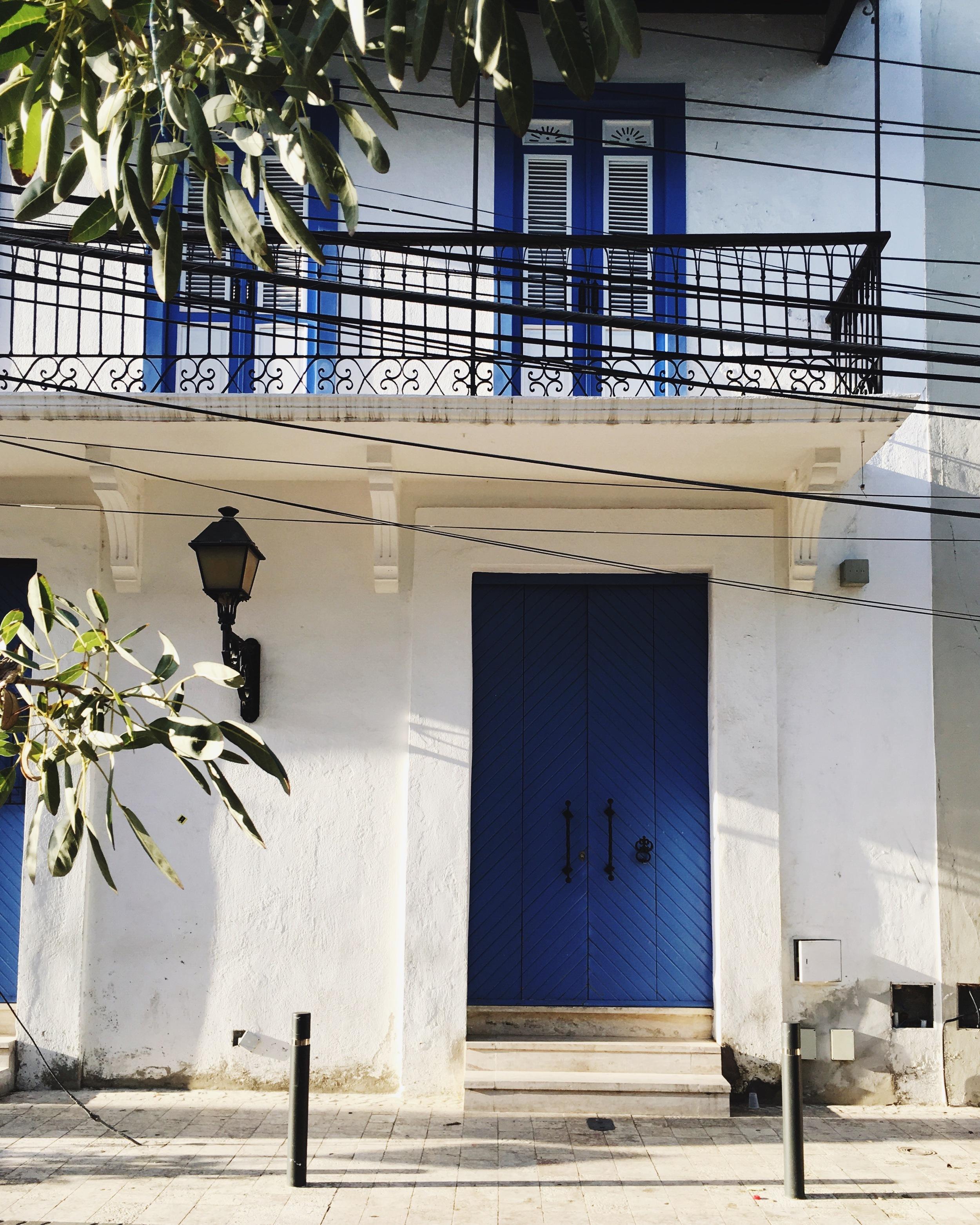 Doors of Zona Colonial