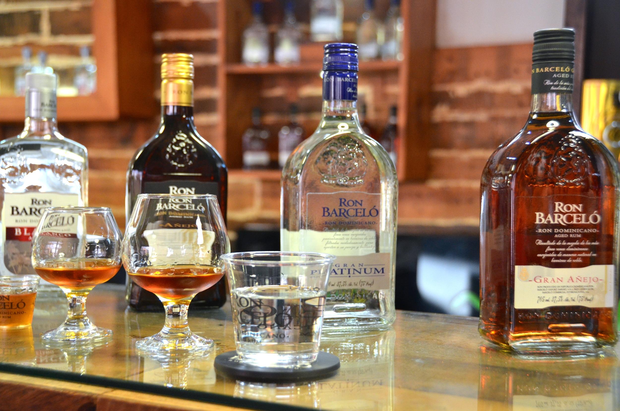 Ron Barcelo Distillery Tour