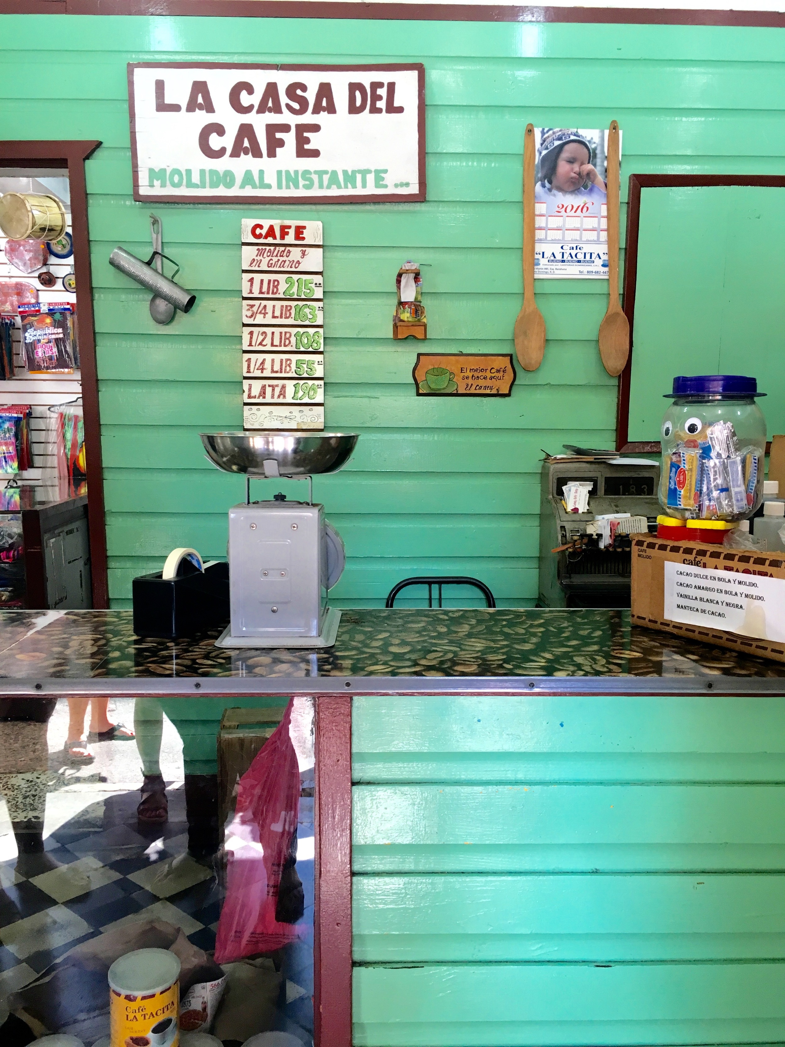 La Casa Del Cafe