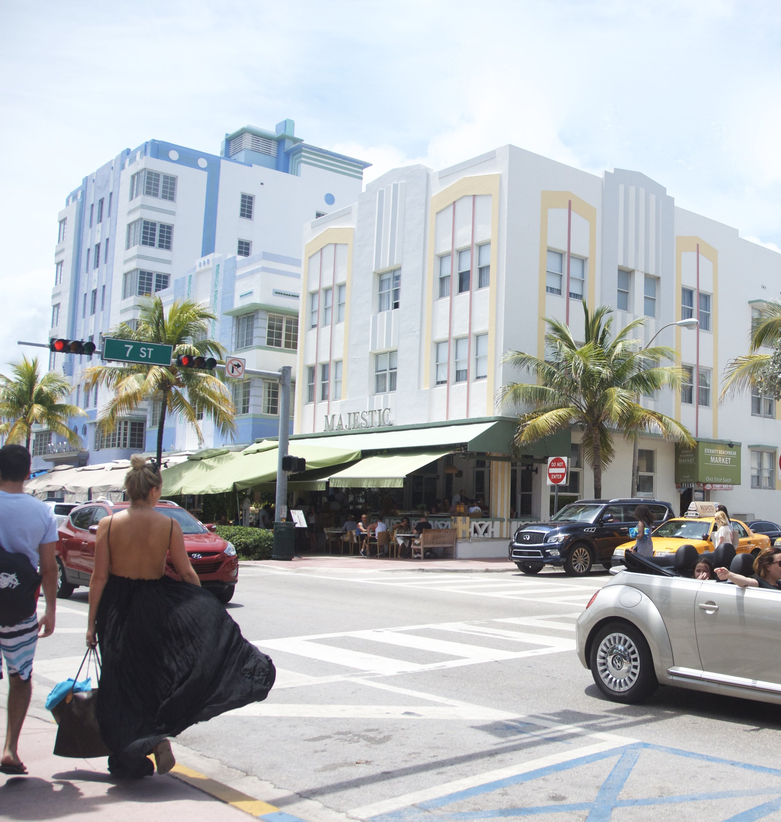Art Deco Buildings in SoBe