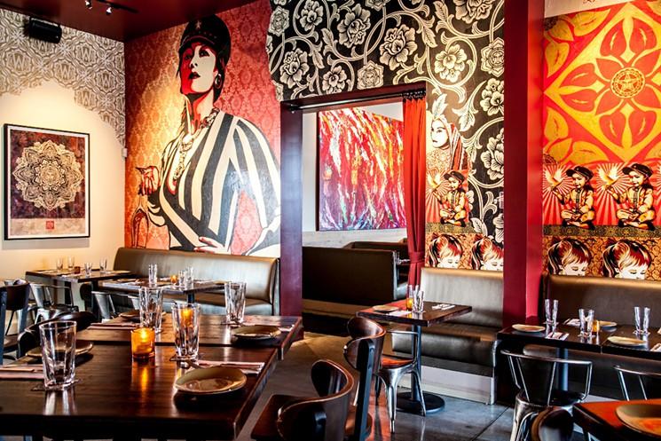 Trendy Restaurants in Wynwood