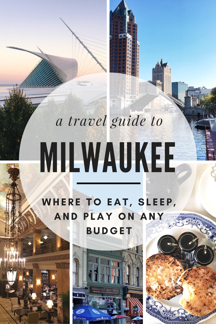 A Weekend Guide To Milwaukee