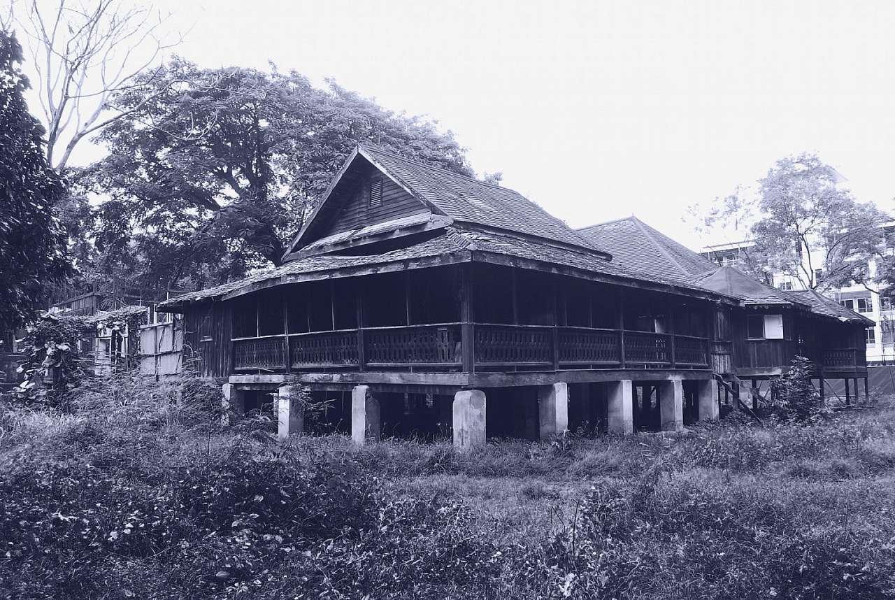 The Original Borneo House of 137 Pillars House Chiang Mai (  Image Source  )