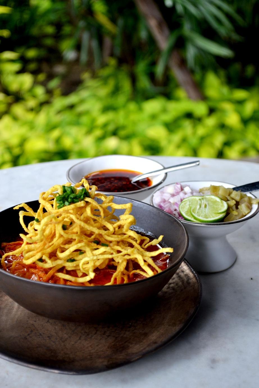 Thai Food - Photo Courtesy of The Siam Hotel