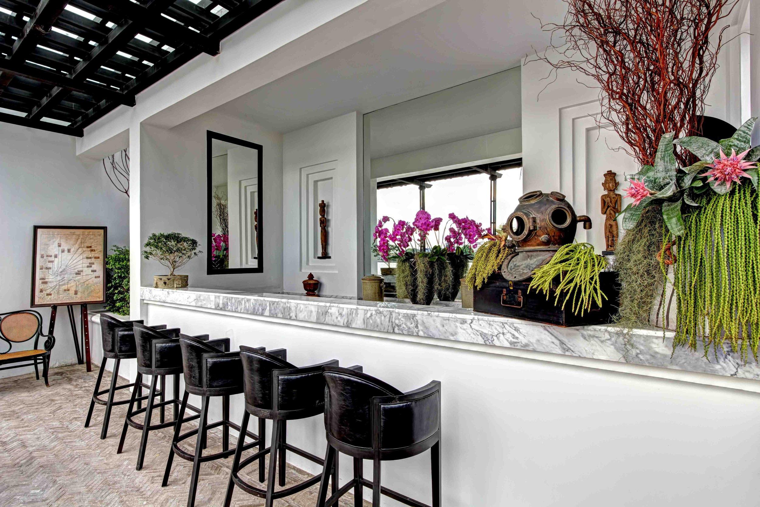 Bathers Bar - Photo Courtesy of The Siam Hotel