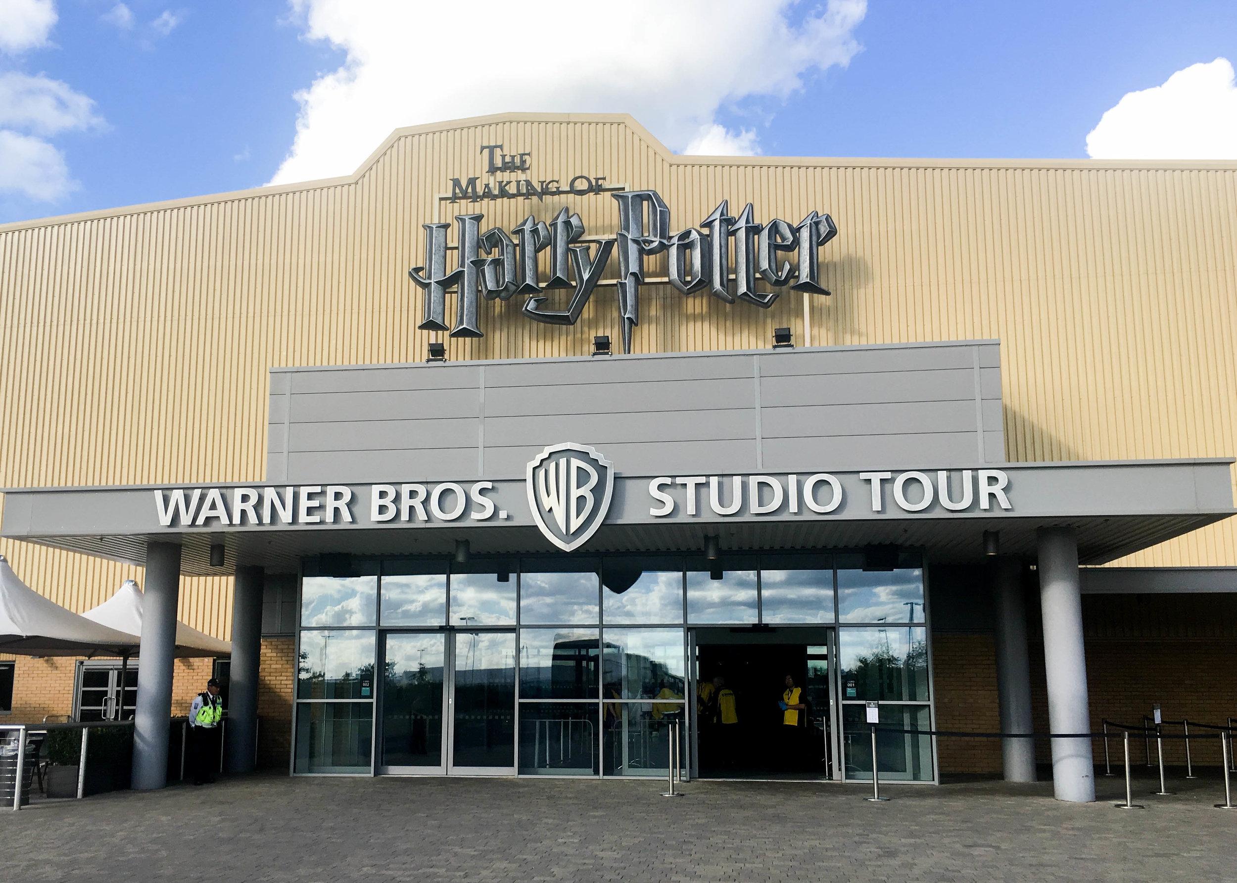 Warner Bros Harry Potter Studio Tour London.jpg