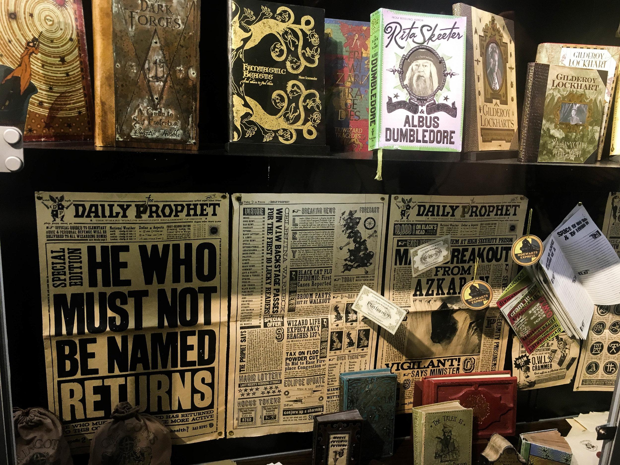 Harry Potter Newspapers.jpg