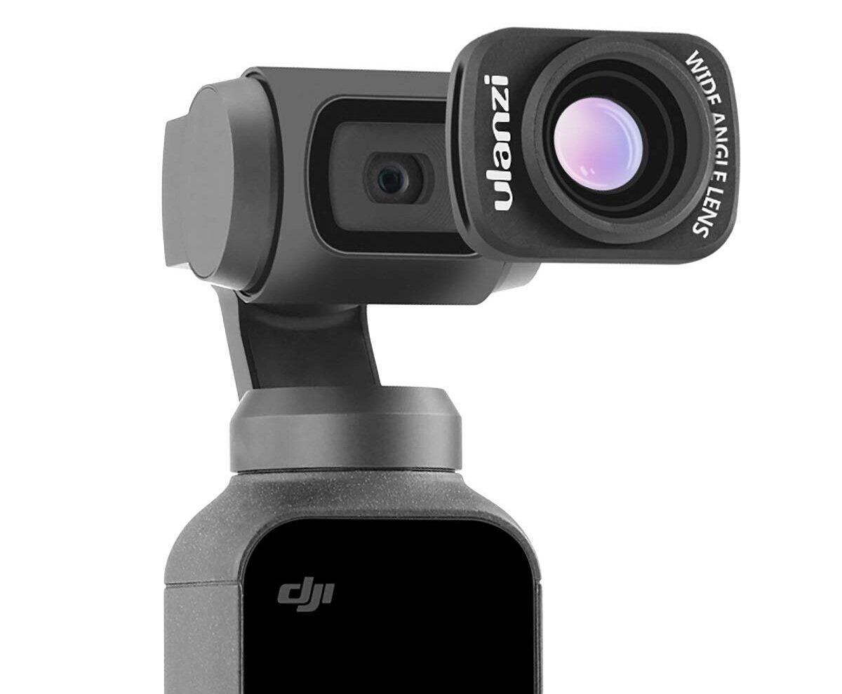ULANZI DJI Osmo Pocket Wide Angle Lens