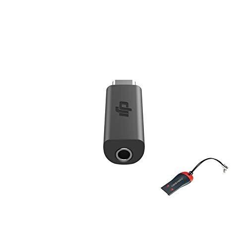 DJI Osmo Pocket Microphone Adapter