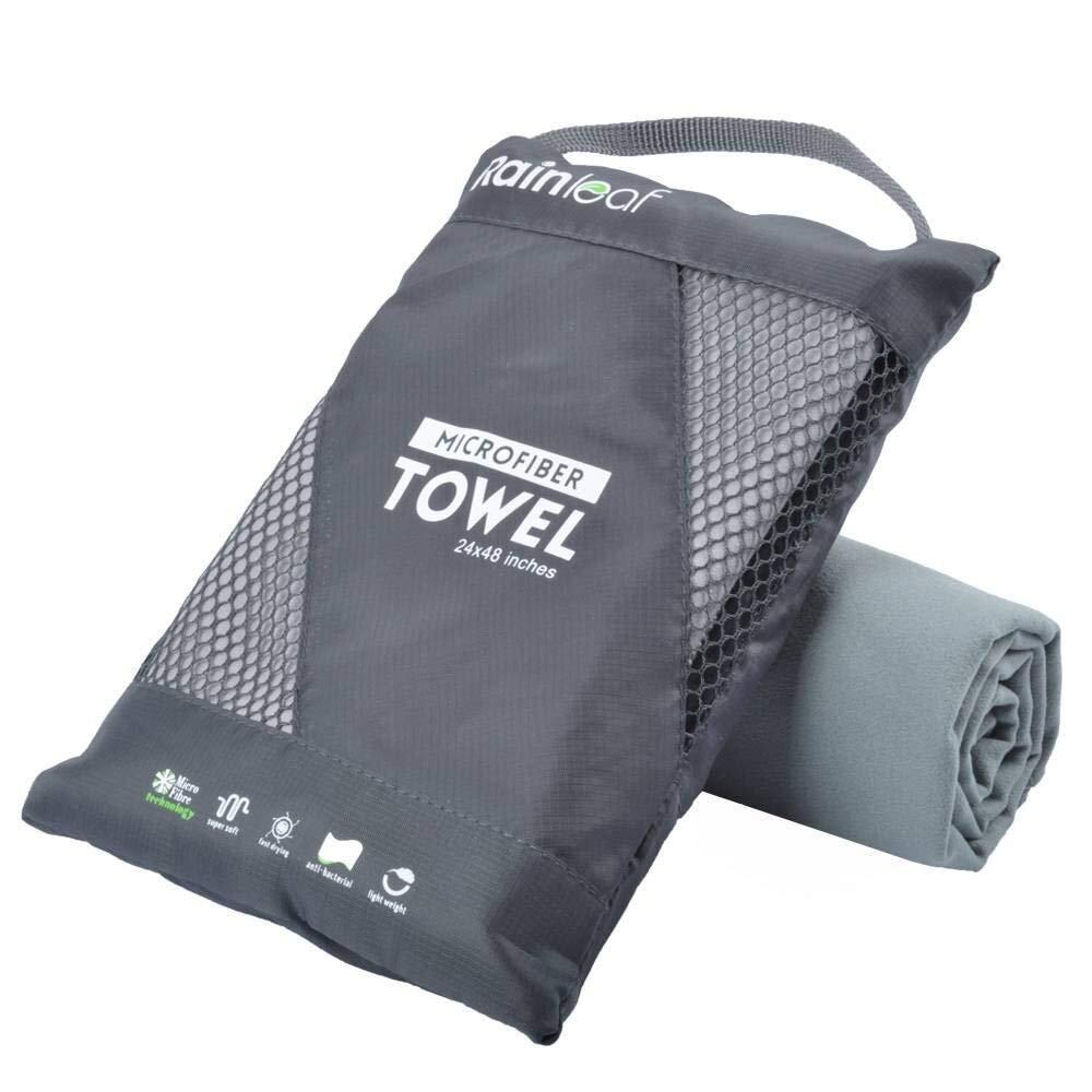 Rainleaf Microfiber Towel XL & XXL