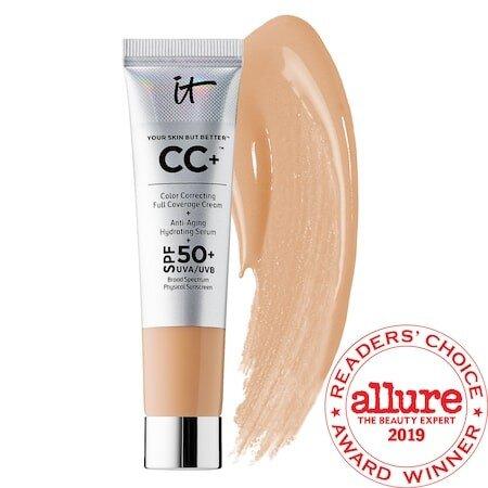 IT Cosmetics Mini CC Cream SPF 50+