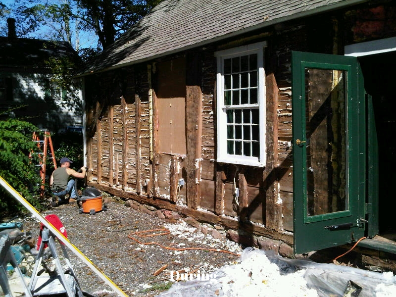 Exterior - Rear of House Gutted 4.jpg
