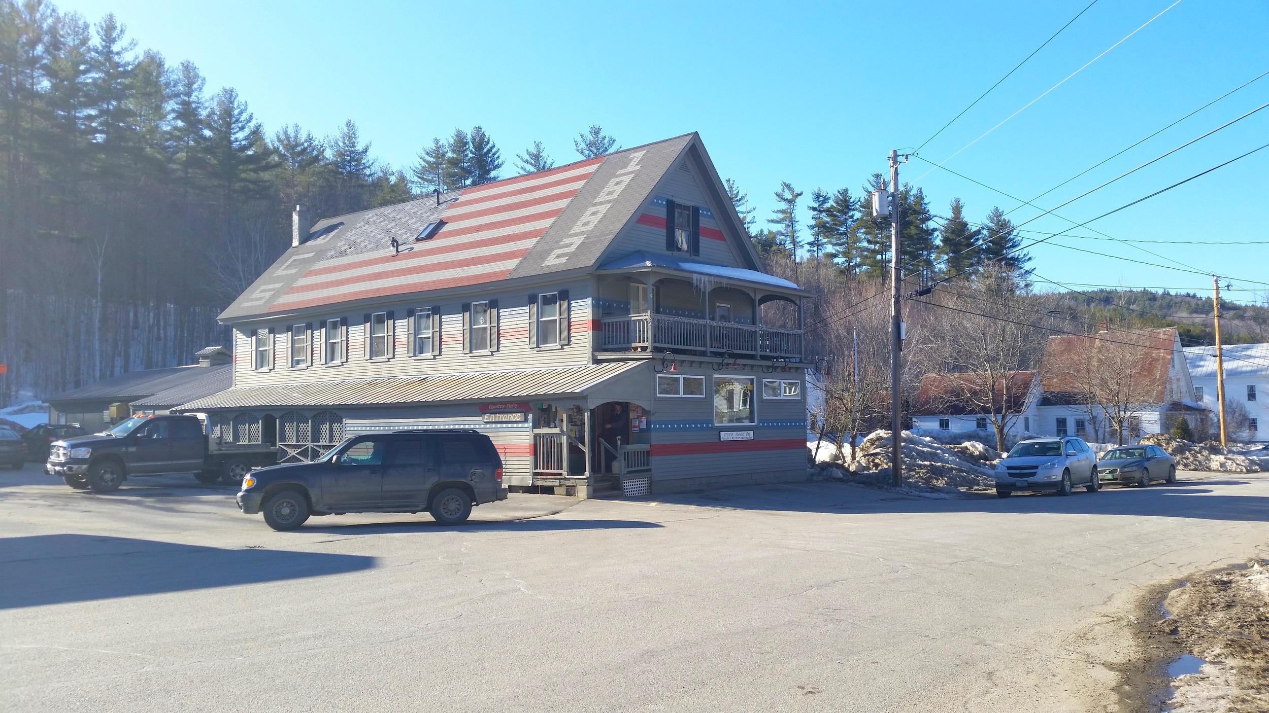 The Wardsboro Country Store