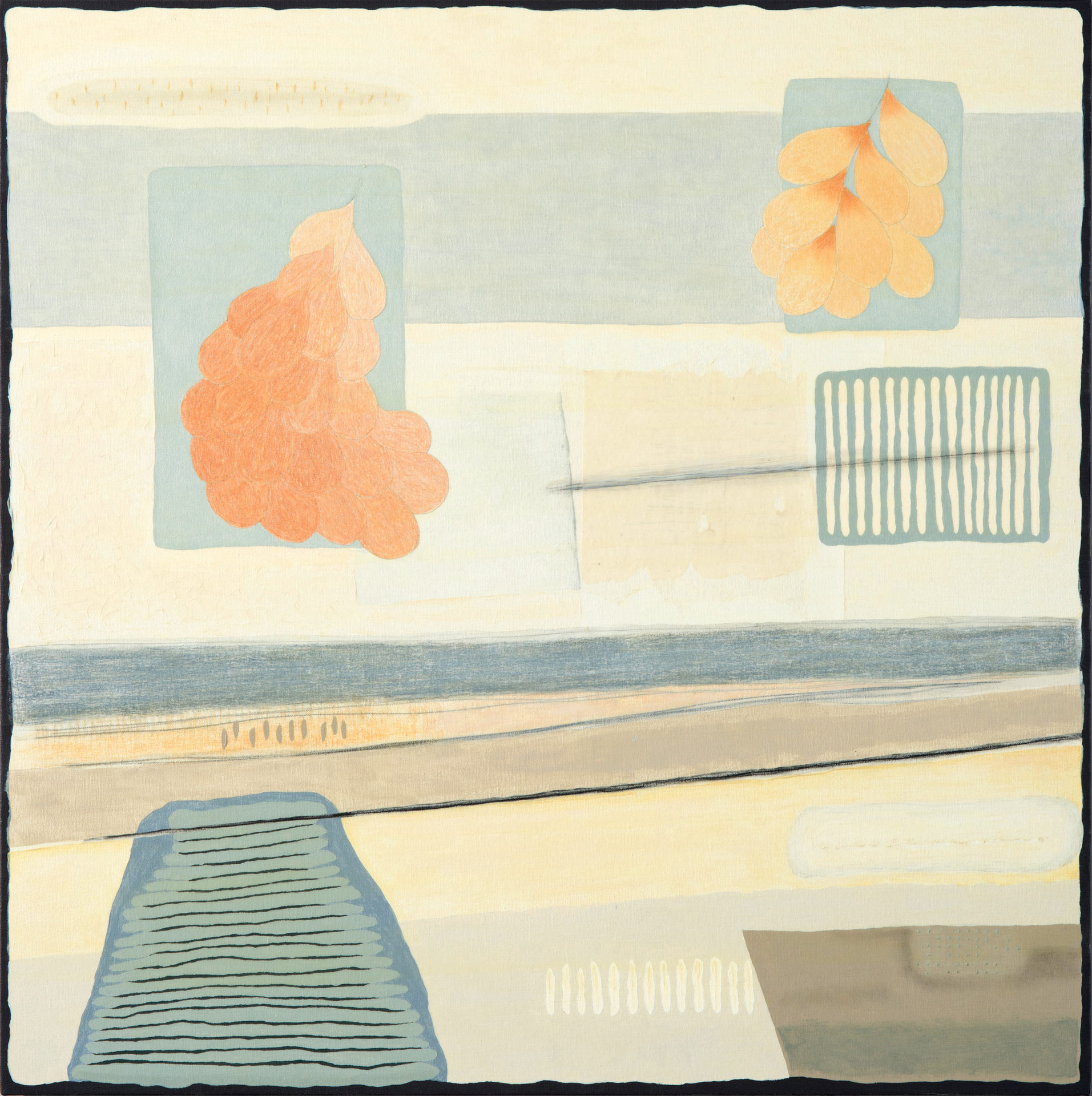 "Jan Freeman Long ""Hinterland Two"""