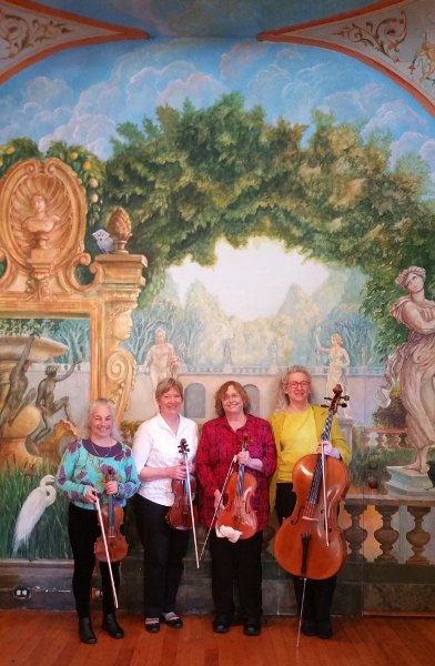 Temescal String Quartet