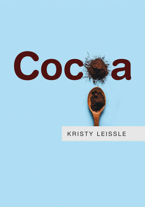 Kristy's new book! Click on the image to buy it now. You absolutely need it for your chocolate library.