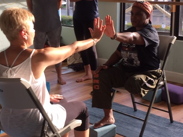 Cyndi Chair Yoga .JPG