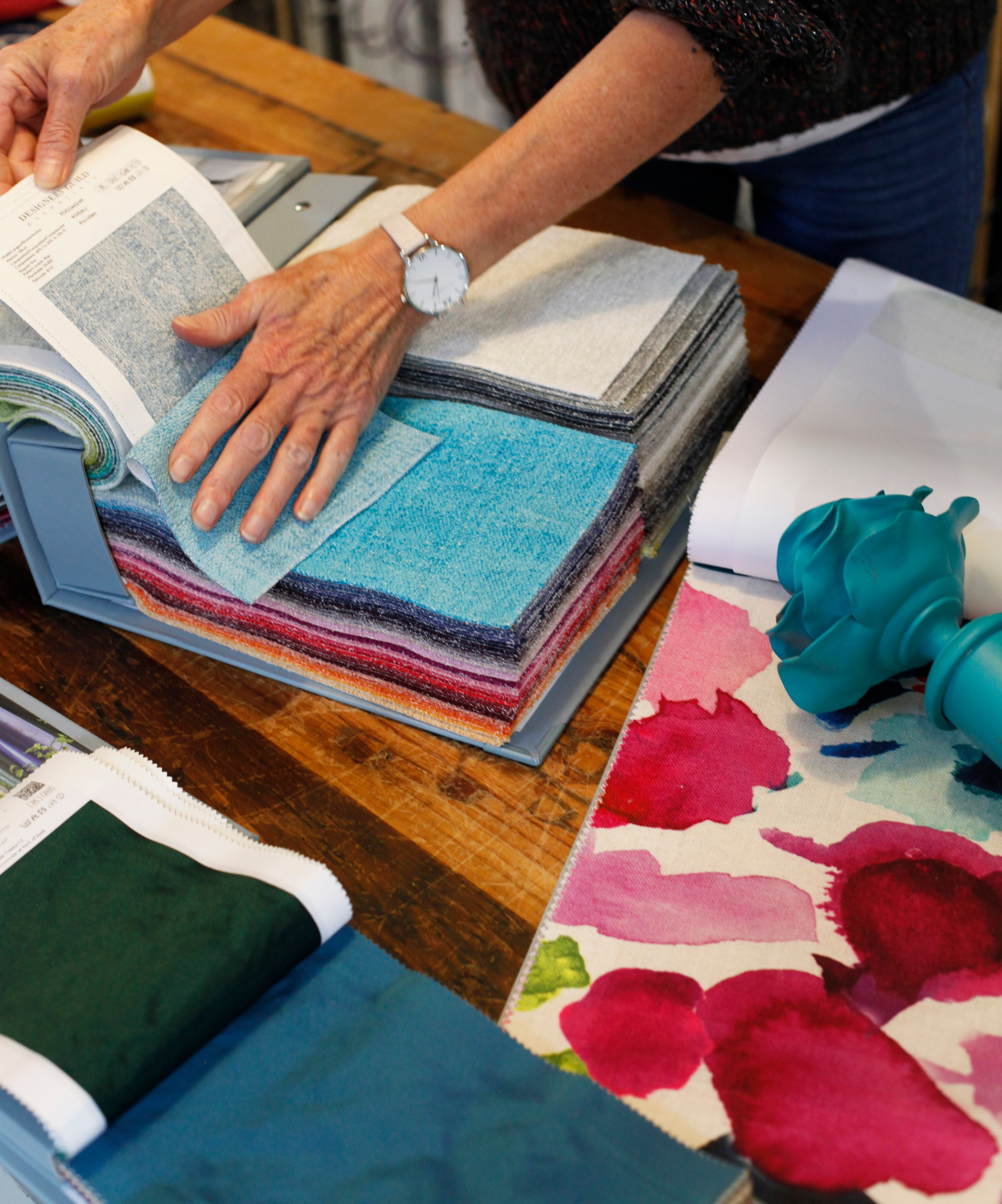 Bluebellgray  and  Designers Guild