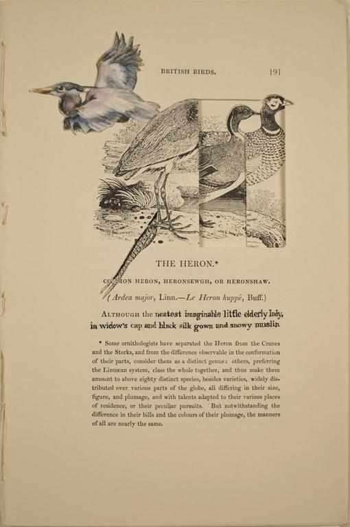 The Heron (Alice Fairfax)