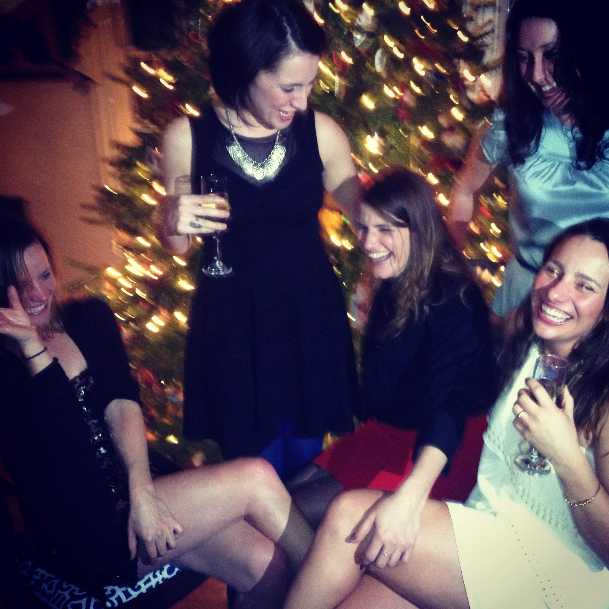 holiday party social media etiquette