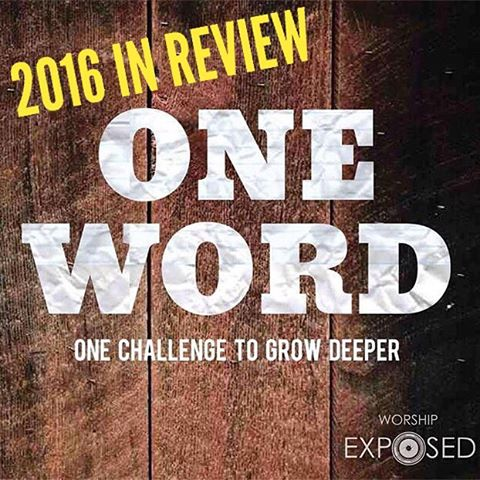 """We are revisiting our """"One Word"""" discussion series! Click on the link in our bio to read the introduction! New post every Friday!"""