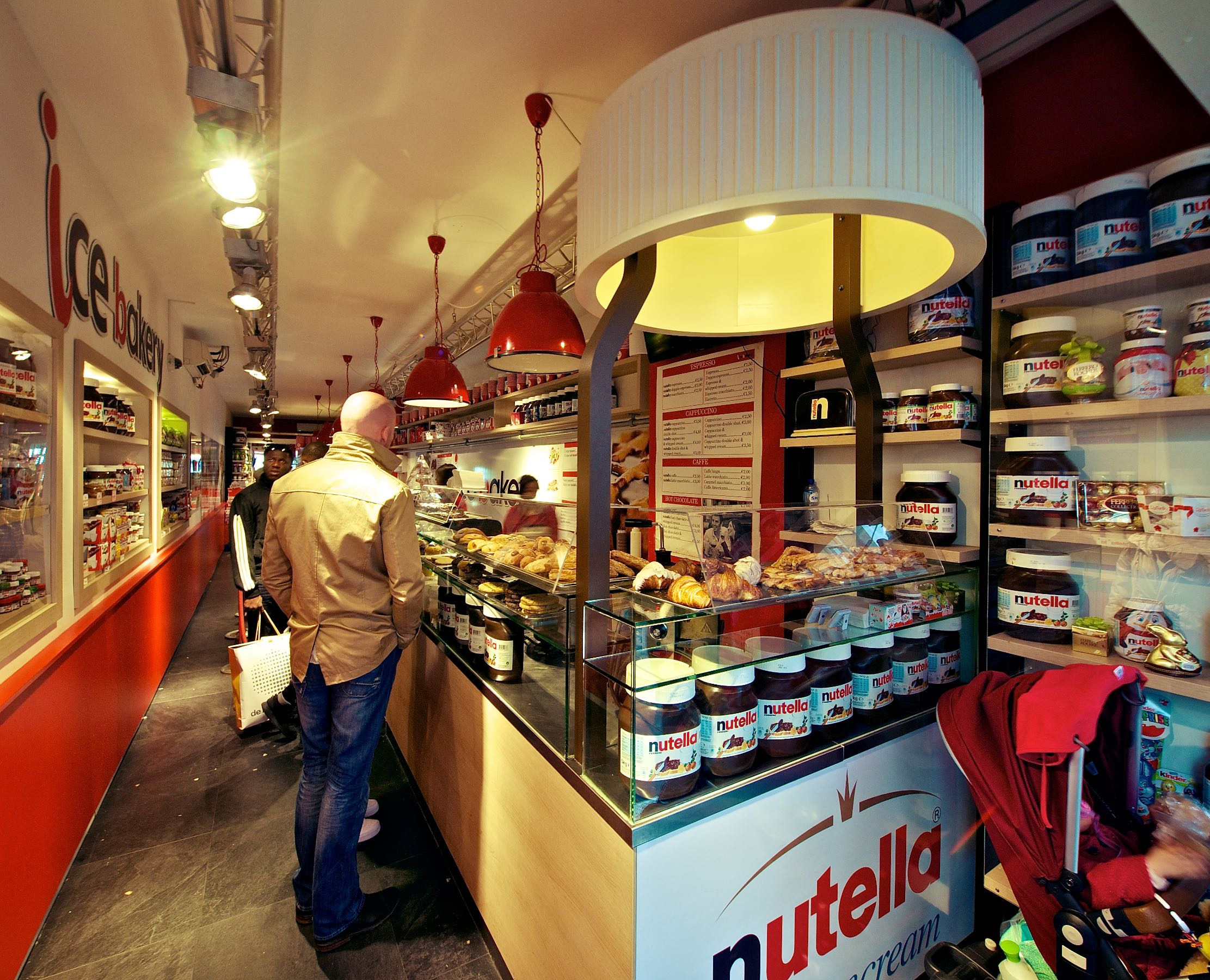 Nutella Bakery