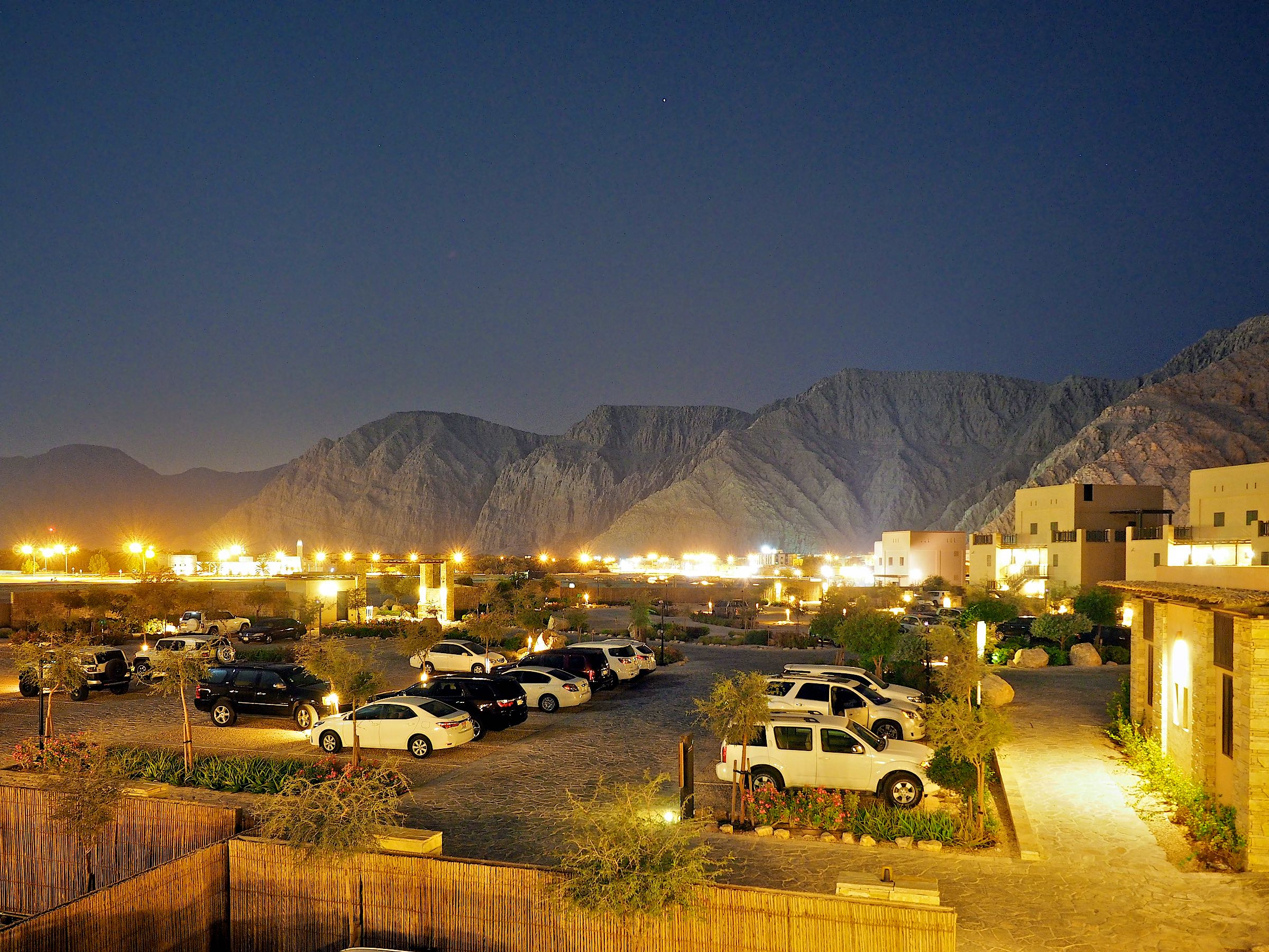 View from Atana Musandam