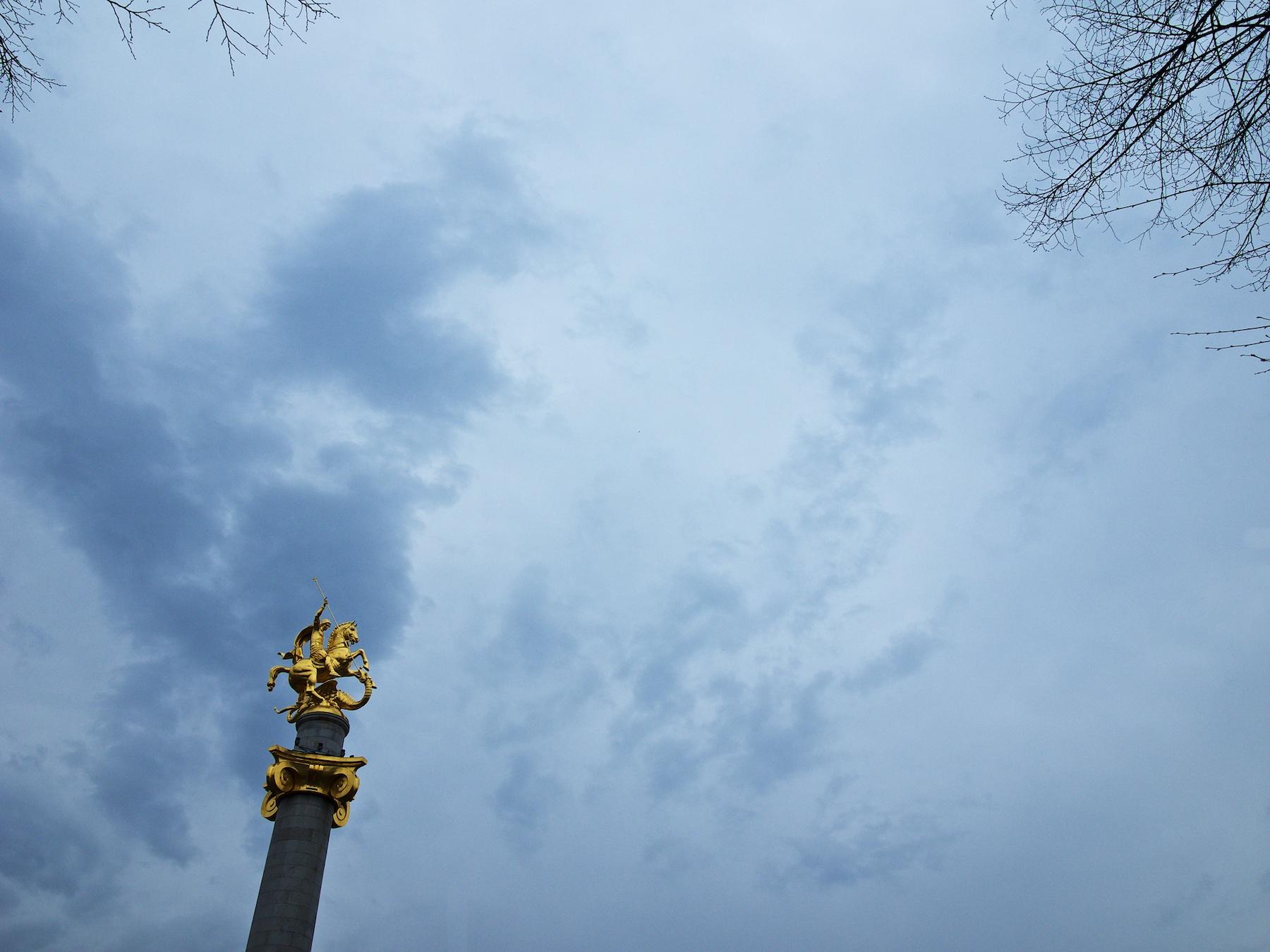 Freedom Square Monument