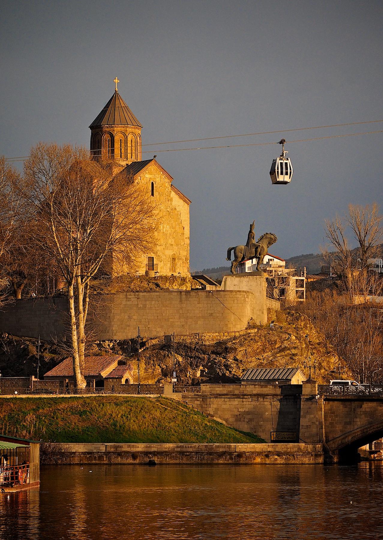 Metheki Church