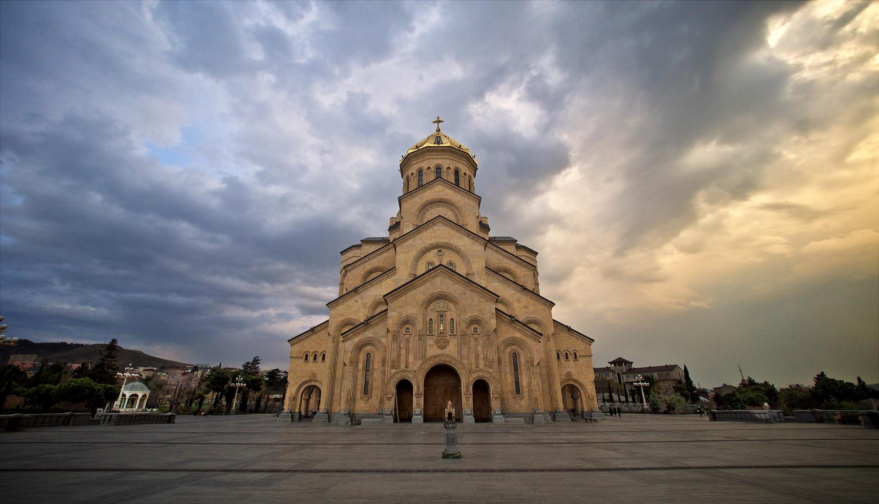 Sameba Church