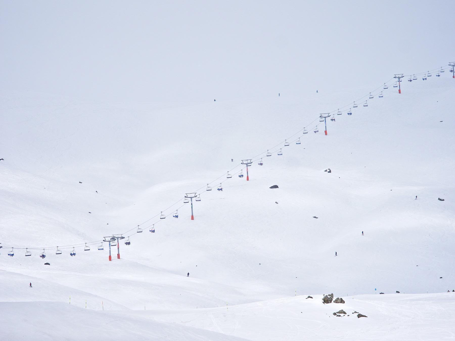 Gudauri Ski Slopes