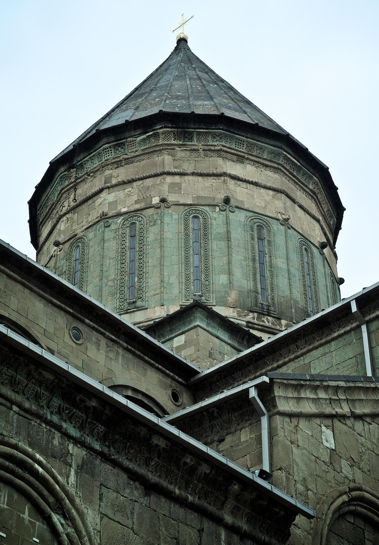 Svetitskhoveli Cathedral Dome