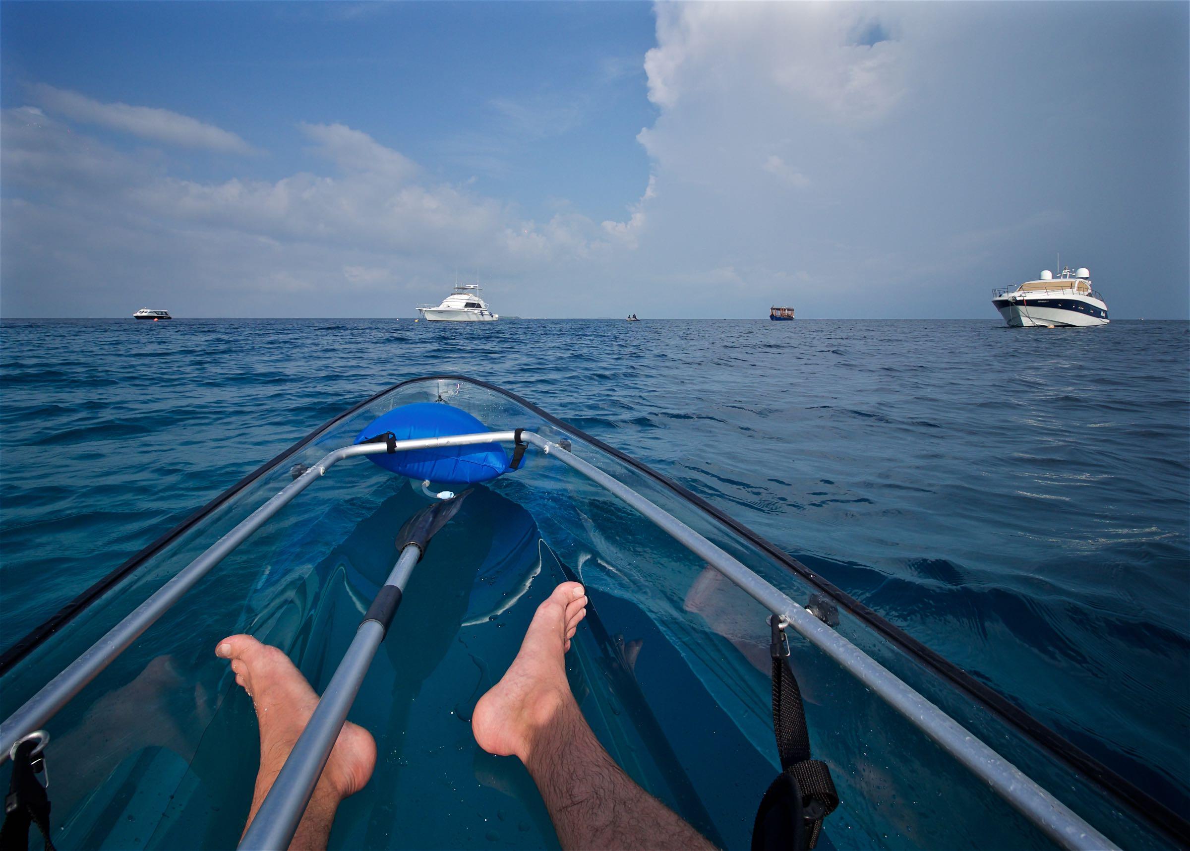 Glass Kayak