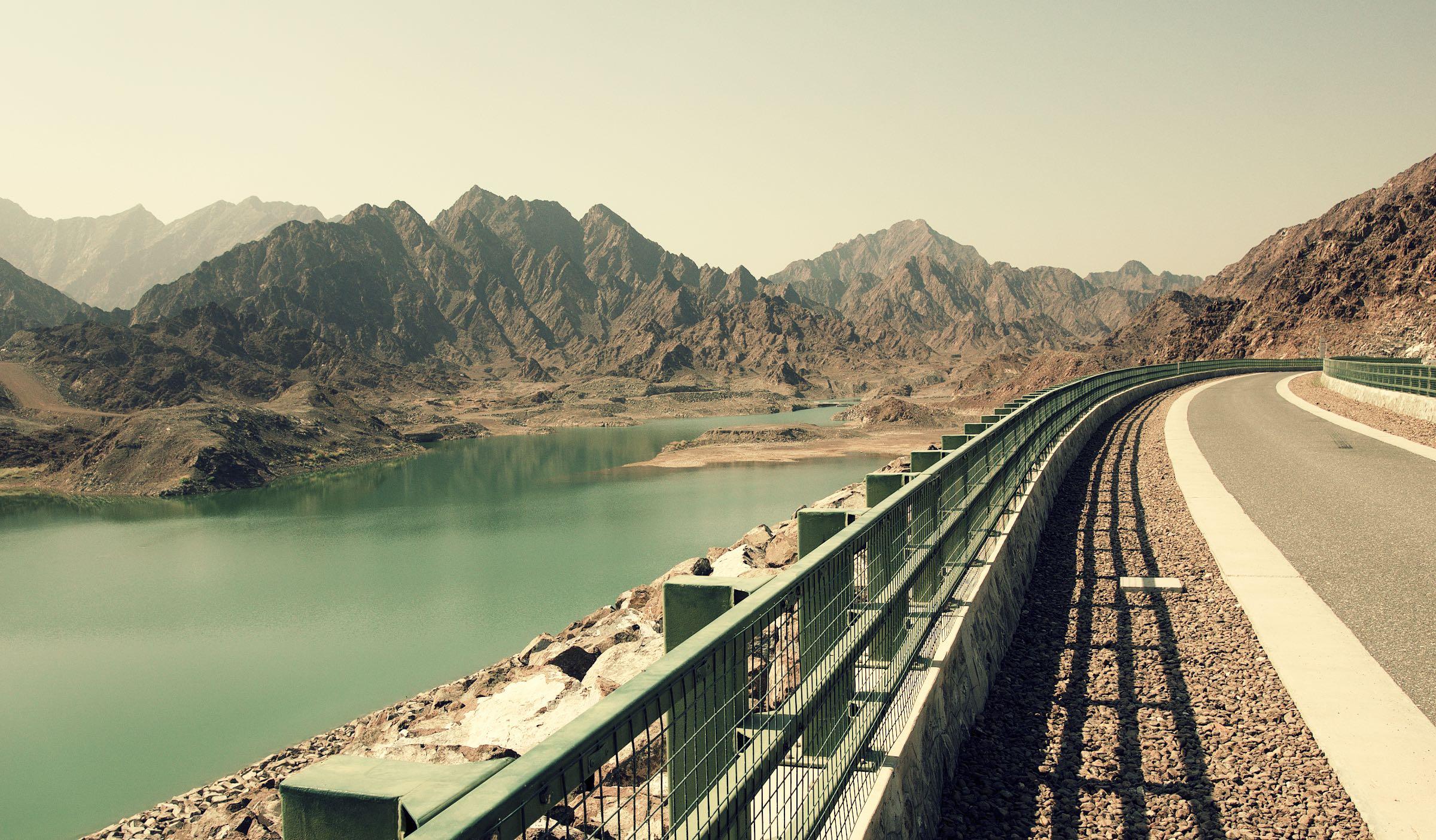 Hatta Green Lake