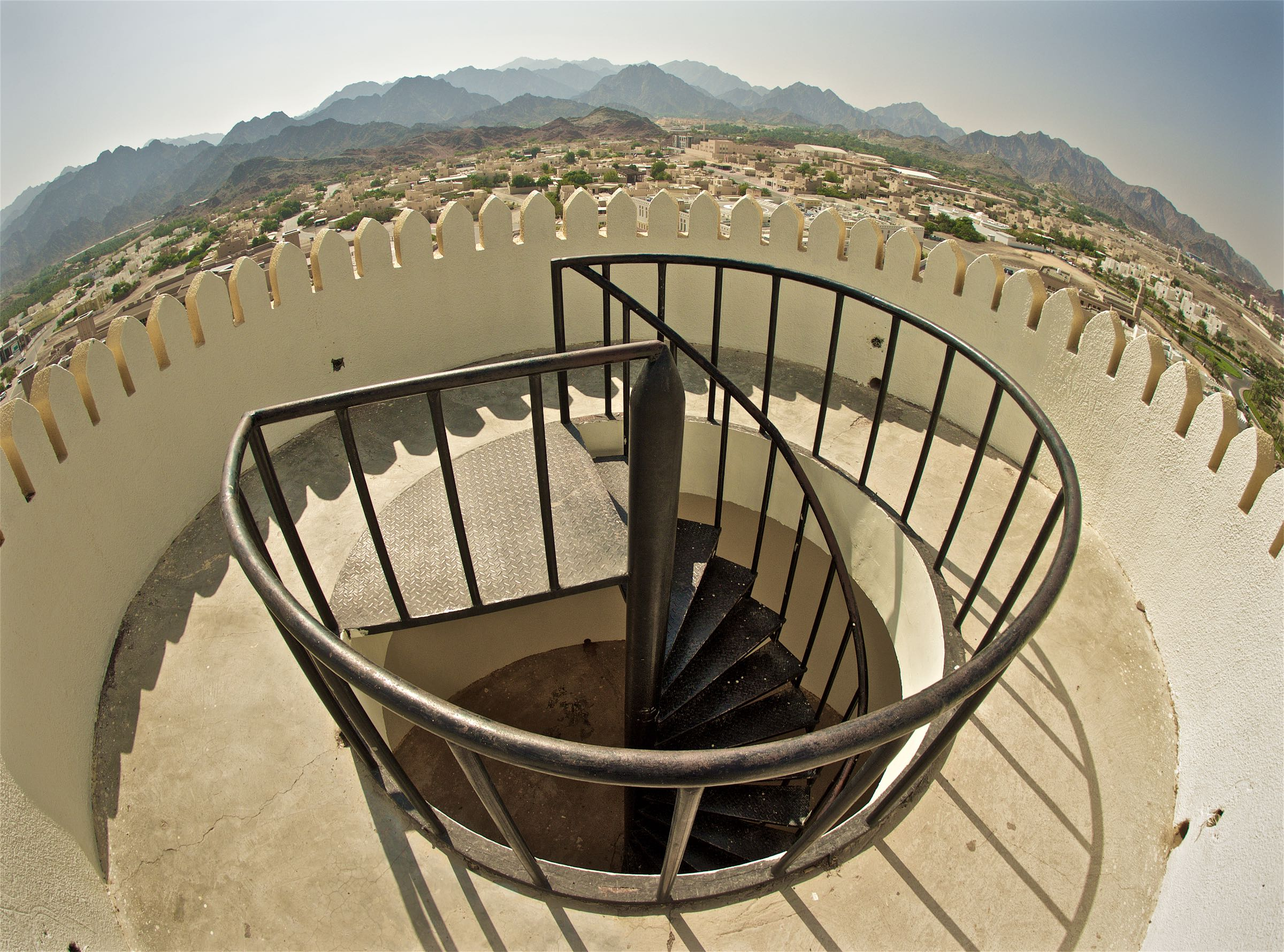 Hatta From Above