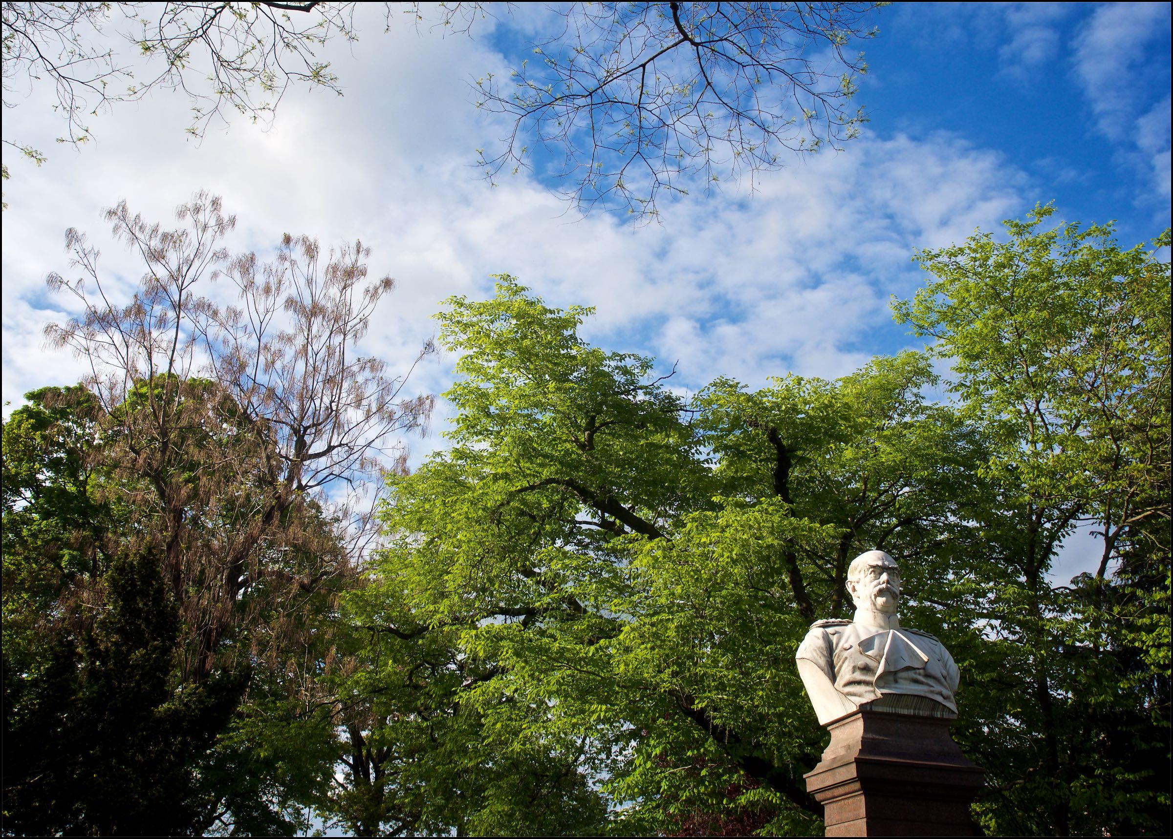 Bismarck Statue