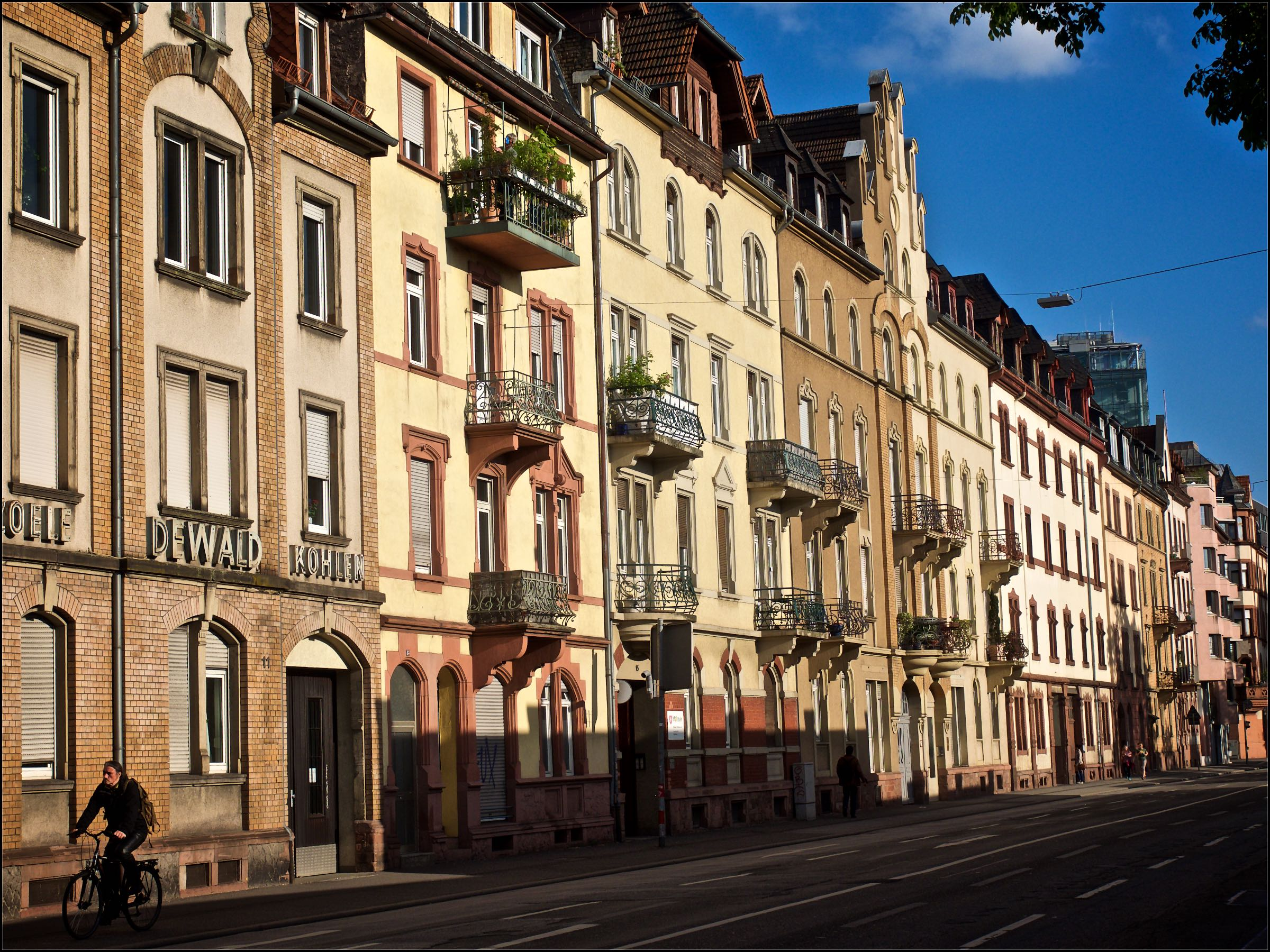 Streets of Heidelberg