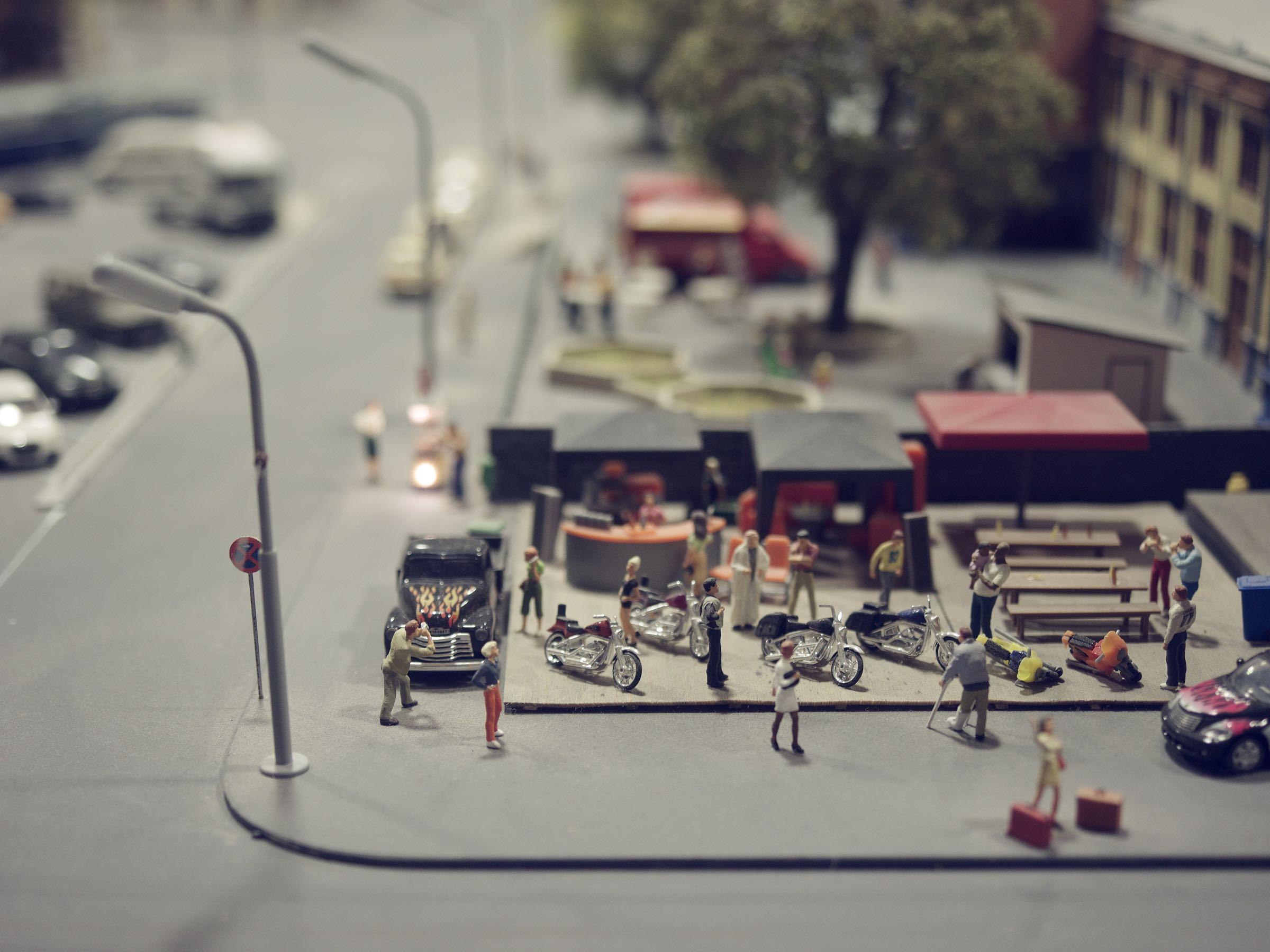 Miniature Gang