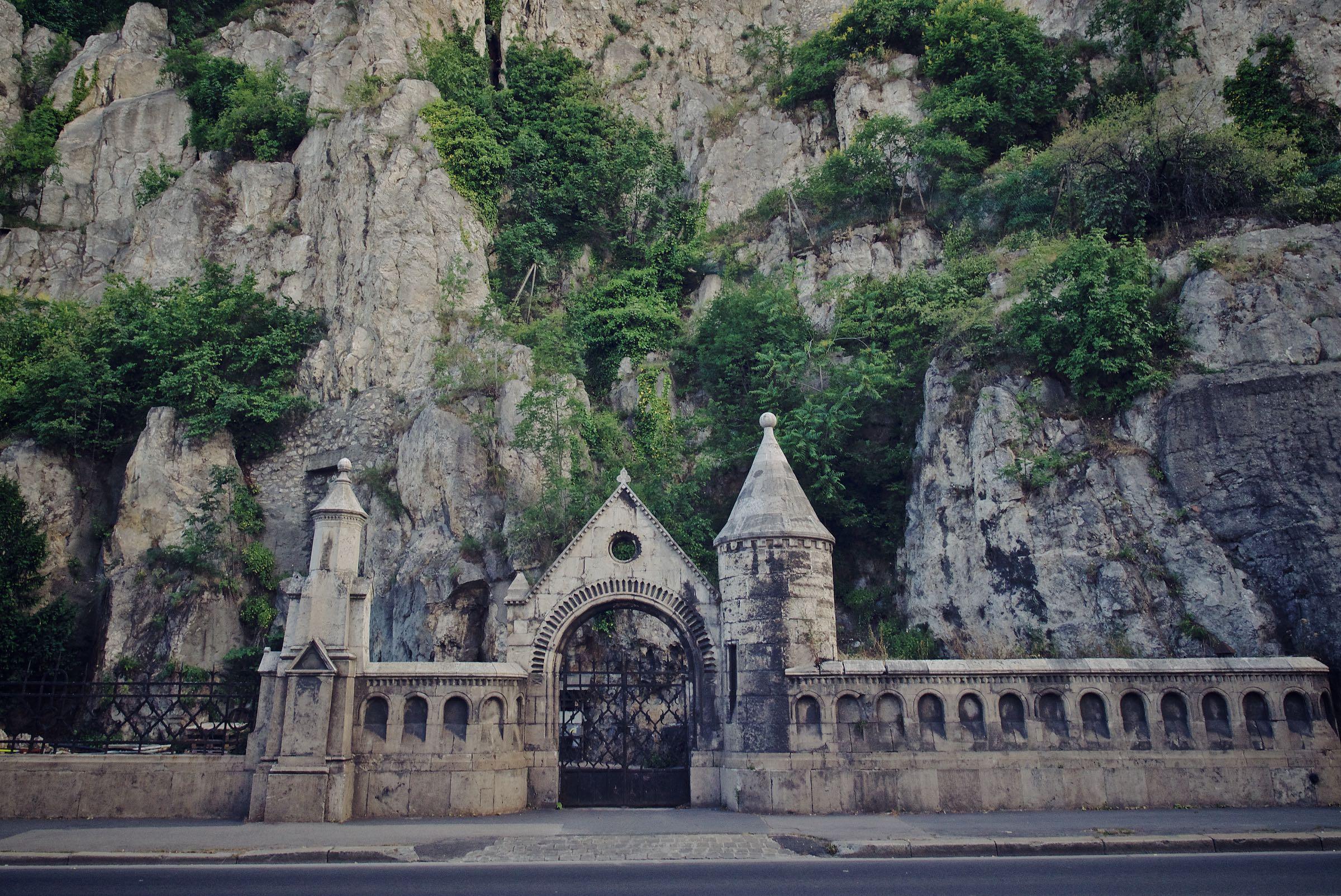 Gellert Caves