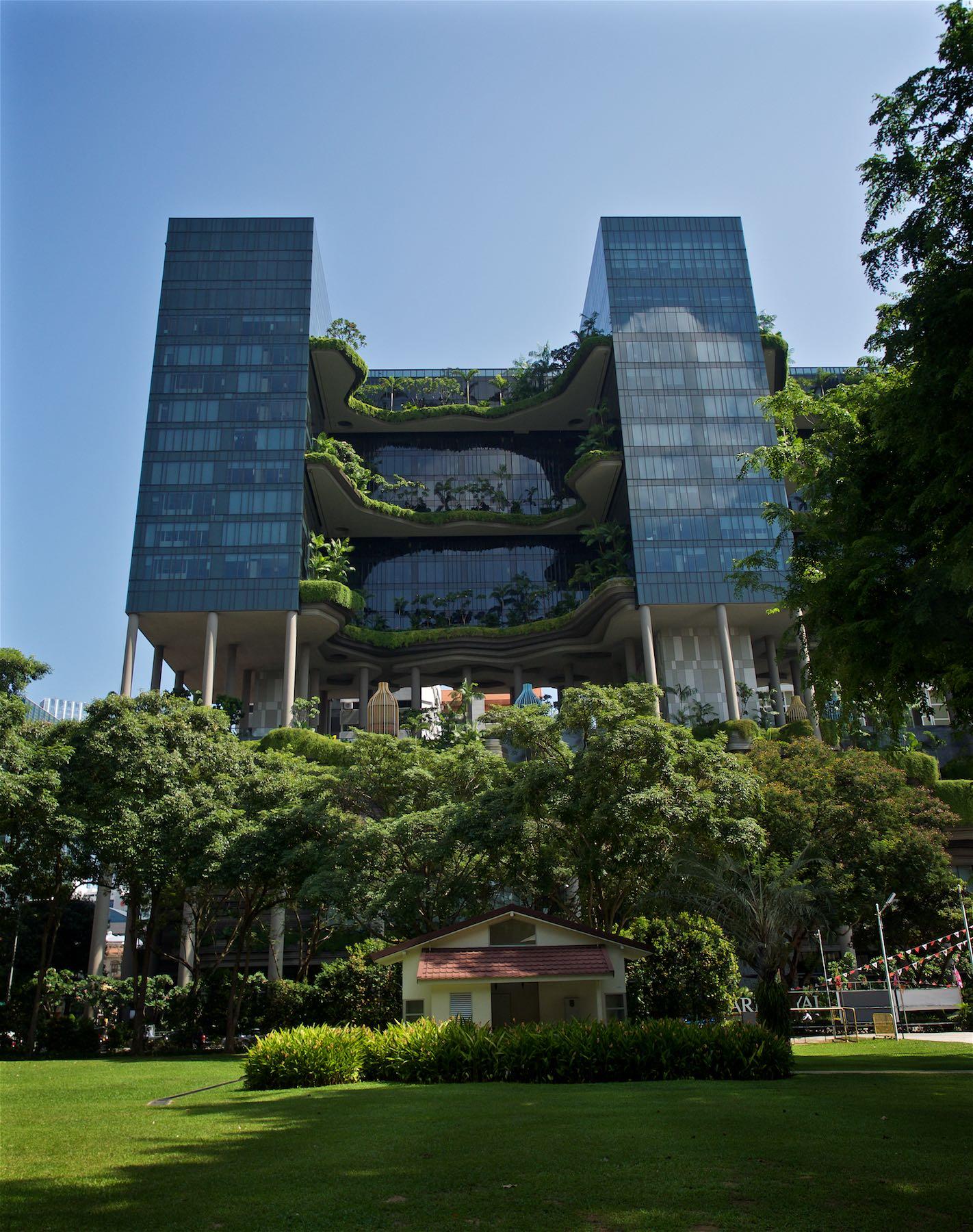 Park Royal Towers