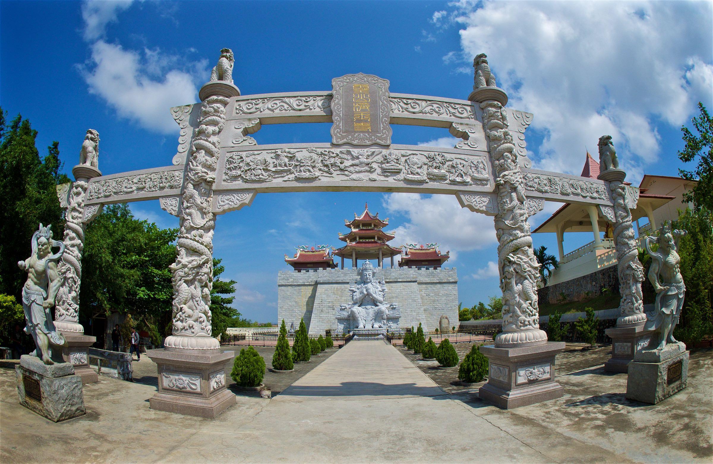 500 Lohan Temple