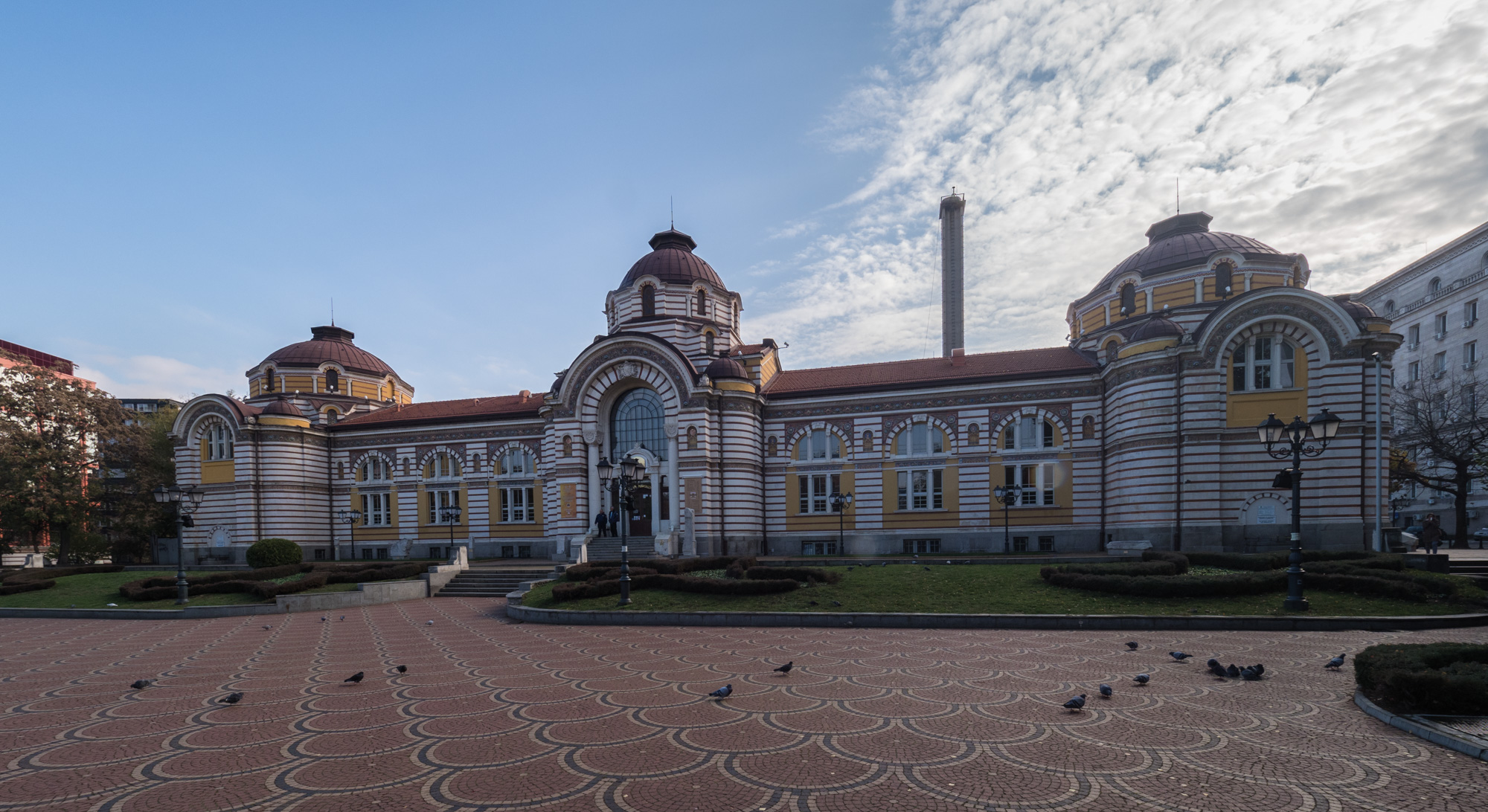 History of Sofia Museum