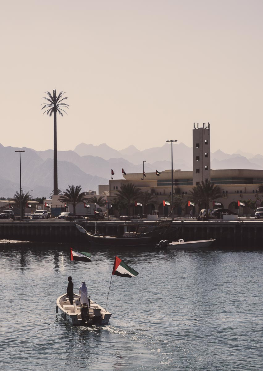 Dibba Harbour